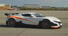 Volare EV racer