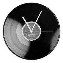 Reloj de pared para melómanos - Disco de Vinilo