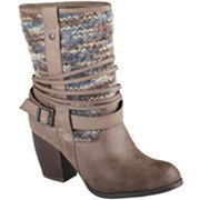 Call it Spring™ Novacek High-Heel Ankle Boots