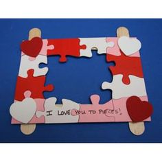 Valentine's Day Craft Ideas for Kids by CatK