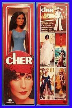 Loved my CHER doll...