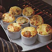 ... in bed on Pinterest | Breakfast Casserole, Goat Cheese and Baked Eggs