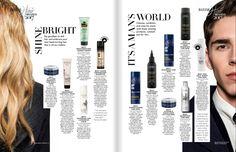 Vogue Magazine Covers, Magazine Spreads, Editorial Layout, Editorial Design, Magazine Layout Design, Magazine Layouts, Magazin Design, Print Design, Graphic Design