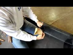 Learn how to install JM EPDM Inside Corner Flashing with Johns Manville. Flat Roof Replacement, Epdm Roofing, Flat Roof Repair, Spray Foam, Roofing Systems, Roofing Contractors, Calgary, Corner