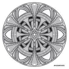 Evolution by *Mandala-Jim on deviantART