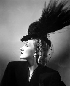 hat in 1940s