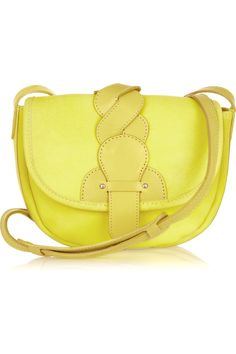 SEE BY CHLOÉ  Twirl leather shoulder bag