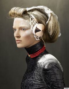 Vogue publiceert modeshoot van model dat borstvoeding geeft (NSFW)   NSMBL.nl