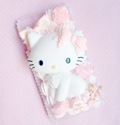 READY TO SHIP: Charmmy Kitty Pink Decoden Case for iPhone 6 (4.7)