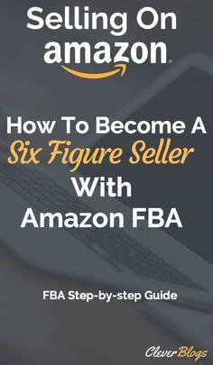 eCommerce Fundamentals: Start Your eCommerce Business Make Money On Amazon, Sell On Amazon, Make Money Online, How To Make Money, Amazon Gifts, Amazon Deals, Amazon Fba Business, Online Business, Successful Business