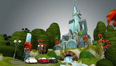 Low Poly Fantasy Castle has just been added to GameDev Market! Check it out: http://ift.tt/22zL8bN #gamedev #indiedev