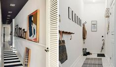 Interior Exterior, Ideas Para, Stairs, Patio, House, Home Decor, Aisle Decorations, Narrow Hallways, Houses