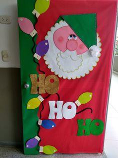 Class Door Decorations, Christmas Door Decorations, Christmas Art Projects, Christmas Crafts, English Classroom Decor, Christmas Classroom Door, School Doors, Marlow, Preschool Crafts