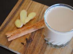 Чай масала (индийский чай со специями и молоком)