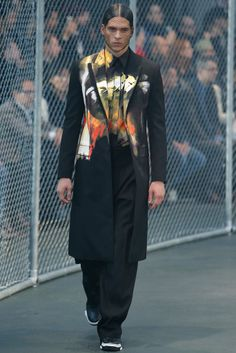 Givenchy | Fall 2014 Menswear Collection | Style.com