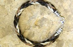 Horse Hair Bracelet | A unique bracelet you can make. #DiyReady www.diyready.com