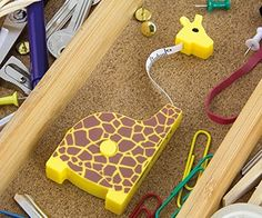 giraffe tape measure
