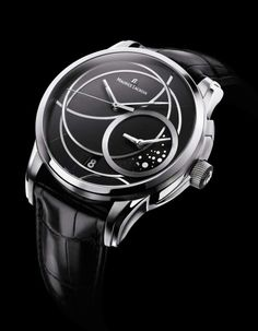 Maurice Lacroux. I bought this watch as my wedding watch. Never wore it.