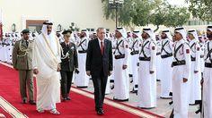 أردوغان: إلغاء تأشيرات الدخول المتبادلة بين قطر وتركيا