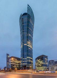 Warsaw Spire - The Skyscraper Center