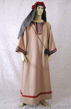 Biblical Costume Joseph Shepherd Disciple or by CostumeCollective, $89.00