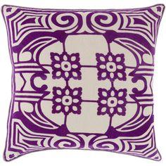 Ace Linen Throw Pillow