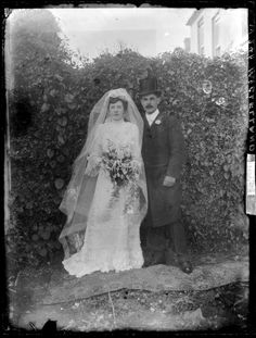 Mary and Samuel, 1906  Armagh, Northern Ireland, GB