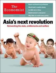 Tomorrow's cover today: countries across the continent are building welfare states—with a chance to learn from the West's mistakes