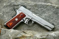 1911 Loading that magazine is a pain! Excellent loader available for your handgun Get your Magazine speedloader today! http://www.amazon.com/shops/raeind