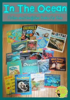 Read About the Sea! | Differentiation Station Creations