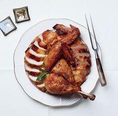 How to Spatchcock a Turkey - Bon Appétit