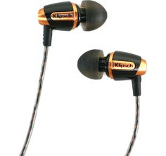 Klipsch Reference S4 Black In-Ear Headphones*** I've had these and recommend them highly.