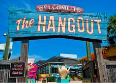 The Hangout Festival, May, Alabama Gulf Shores.
