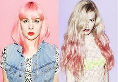 Sunnie Brook - Pink Hair - Bleach London 02