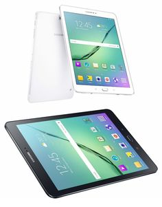The Samsung Galaxy Tab S2 is a stylish, thin metal tablet that comes in two screen sizes: 8-inch and 9.7-inches