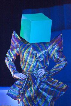 Pet Shop Boys, Pandemonium Tour 2009 Elsa Schiaparelli, Chris Lowe, Neil Tennant, Concert Stage, Pet Shop Boys, Old Lights, Uk Music, Girl Sketch, Couture