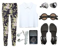 """""""#93"""" by danielsalvaterrafonseca ❤ liked on Polyvore featuring rag & bone, Cheap Monday, Aubin & Wills and YIN"""
