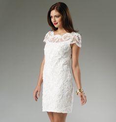 Nice dress pattern.