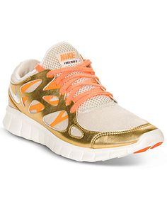 sale retailer ca954 8f911 Nike Women s Free Run+ PRM EXT Sneakers from Finish Line Shoes - Finish  Line Athletic Sneakers - Macy s