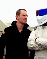Fassy and the Stig - Top Gear