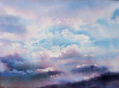sky painting - Google otsing