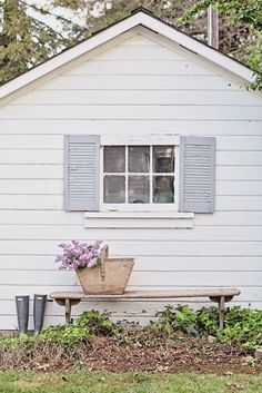 Country Home // Dreamy Whites