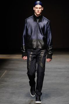 James Long Fall 2014 Menswear Collection - Vogue