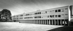 Gallaratese Housing D Block, Milano Italy (1974) | Aldo Rossi | Photo : Burcin Yildirim