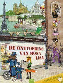 Parijs met kids: De ontvoering van Mona Lisa