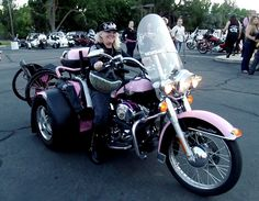 Amazing Pink Trike