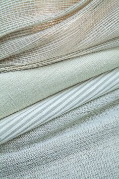 Come in for a fresh perspective for Spring at @Jim Thompson Fabrics, Suite 304. New from Holly Hunt Textiles & Leather, let winter's thaw begin with the warmth and light of cream in exceptional textures.