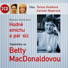 cz: Blanche Caffièreová: Hodně smíchu a pár slz: Vzpom. Betta, Itunes, Baseball Cards, Movies, Movie Posters, Studio, Films, Film Poster, Betta Fish