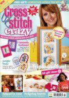 """(1) Gallery.ru / tymannost - Альбом """"Cross Stitch Crazy 090 октябрь 2006"""""""