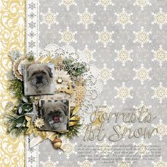 A Cherished Christmas by Jady Day Studio & Krystal Hartley Cluster Me This by Zoliofrope [retired]